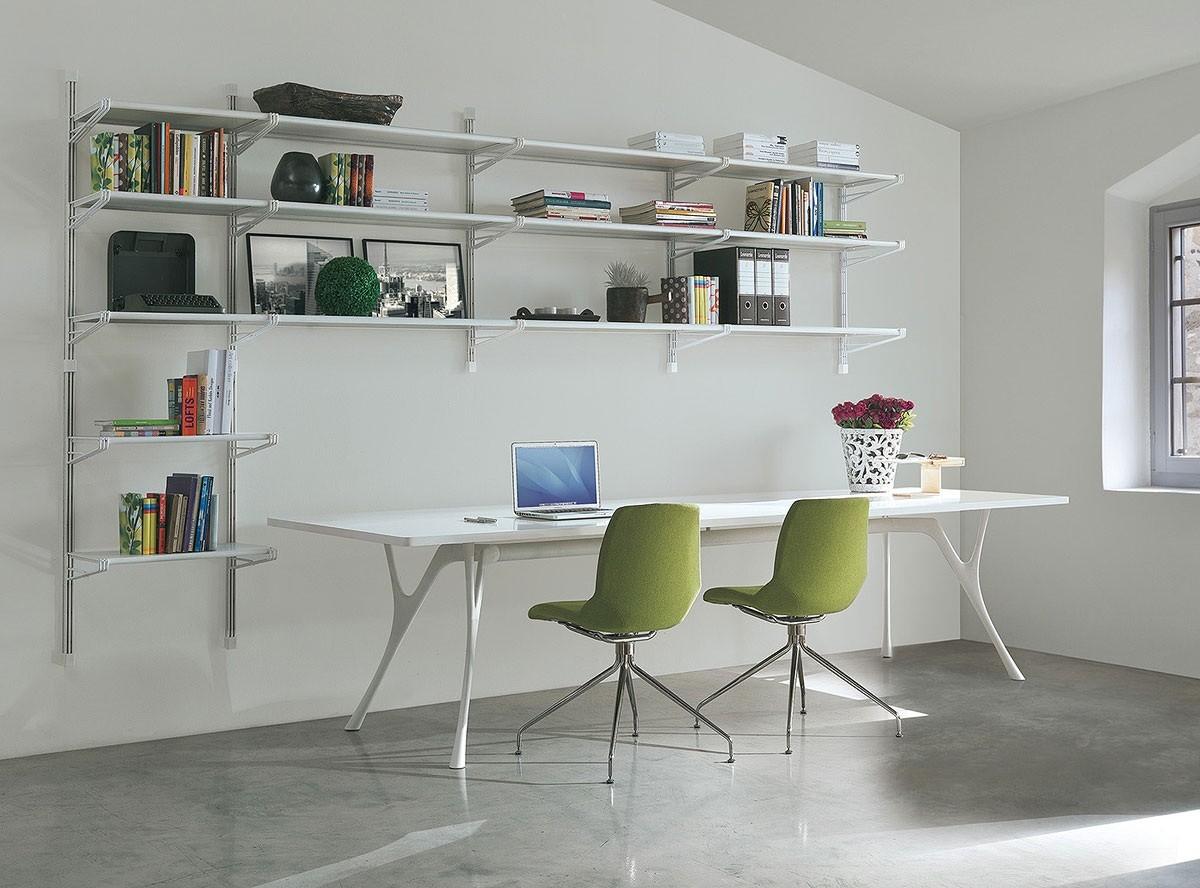 SOCRATE Libreria a parete - Cassettiere e Librerie - Ufficio ...