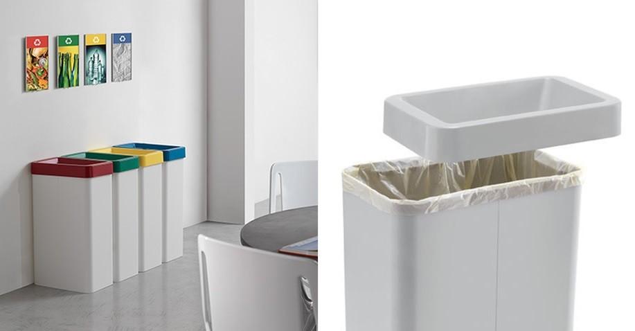 Ufficio Rosso E Bianco : Maxi gettacarte portaombrelli e posacenere accessori ufficio