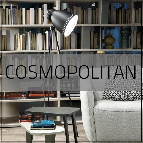Lampada da terra Cosmopolitan
