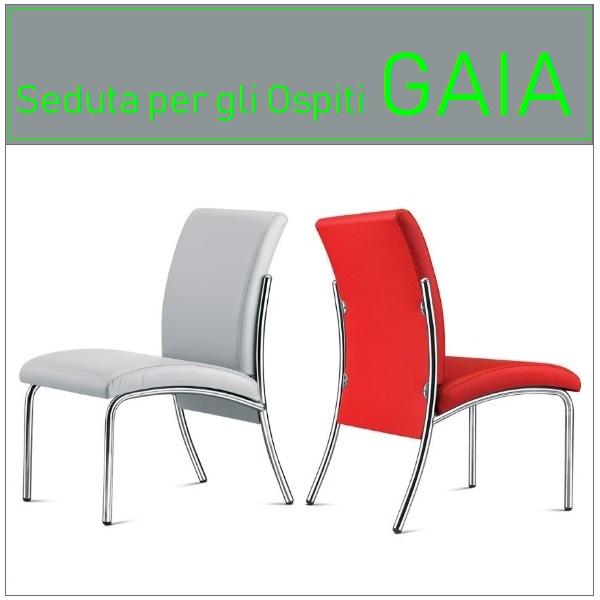 Seduta per gli ospiti Gaia