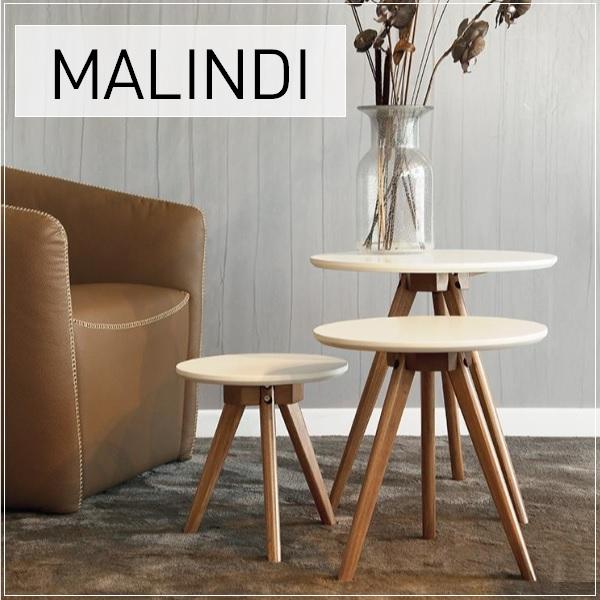 Set 3 tavolini Malindi