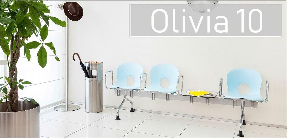 Seduta ospiti Olivia 10