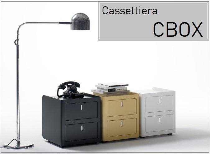 Cassettiera Cbox